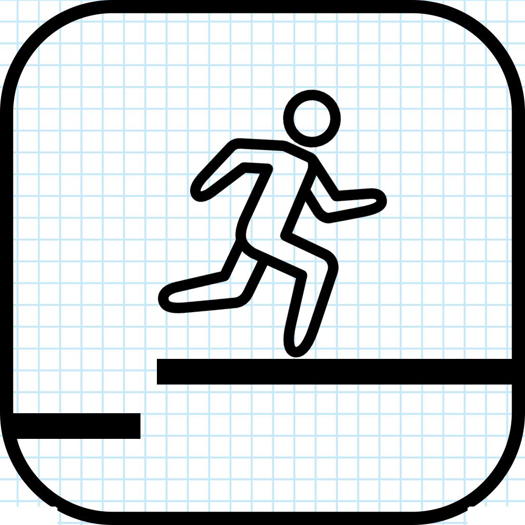 PRO Stickman: Line Jumper